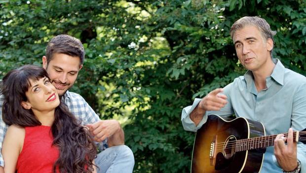 Jan Plestenjak posnel naslovno pesem za novo serijo (foto: arhiv POP TV)