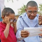Uspešna že peta dobrodelna akcija zbiranja rabljenih očal (foto: arhiv Lions klub)