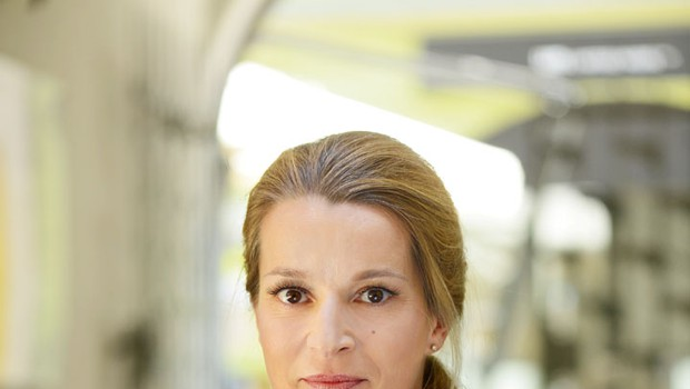 Maša Derganc Veselko: Ranljiva ženska je najbolj močna (foto: Primož Predalič)