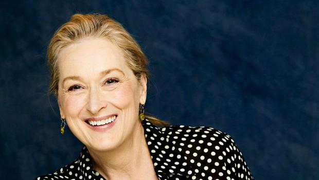 Meryl Streep: Starost moramo objeti, vsak dan je darilo! (foto: Profimedia)