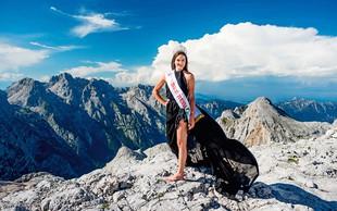 Miss Maja Taradi: Prva s krono na Triglav