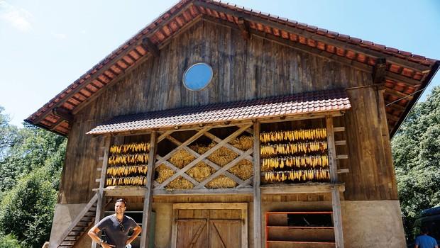 Posestvo šova Kmetija: Najbolj razkošno do zdaj! (foto: Kaja Milanič)