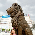 Ana je v Skopju našla sledi svoje zgodovine (foto: Bojan Dragojević)