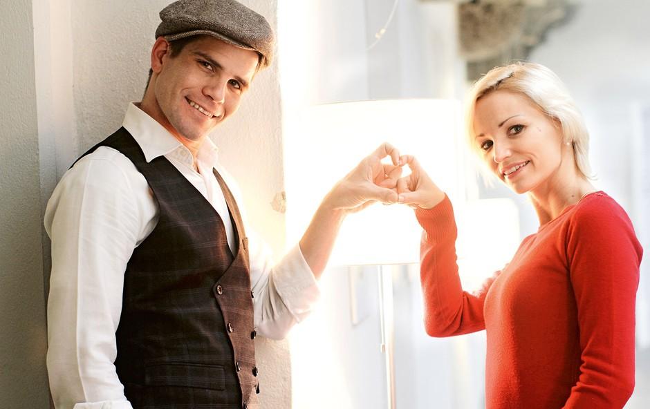 Jurij in Jagoda Batagelj: Plesala, študirala in skrbela za hčerkico (foto: Goran Antley)