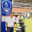 Citypark postal še bolj prijazen invalidom