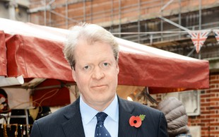 Lord Charles Spencer: Brat princese Diane lagal
