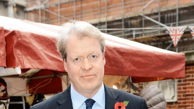 Lord Charles Spencer: Brat princese Diane lagal (foto: Profimedia)