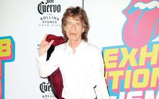 Mick Jagger praznoval 74. rojstni dan