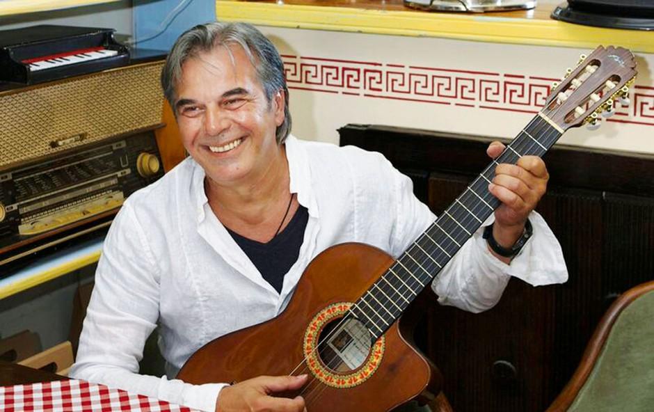 Davor Radolfi: Glasba je moja ljubezen za vse čase (foto: osebni arhiv)