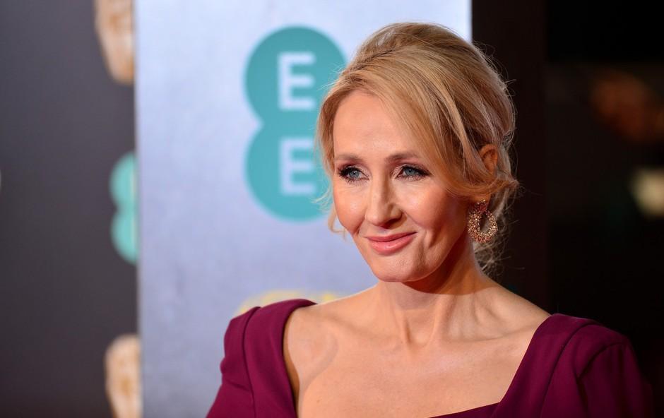 J.K. Rowling ponovno najbogatejša avtorica na svetu (foto: Profimedia)