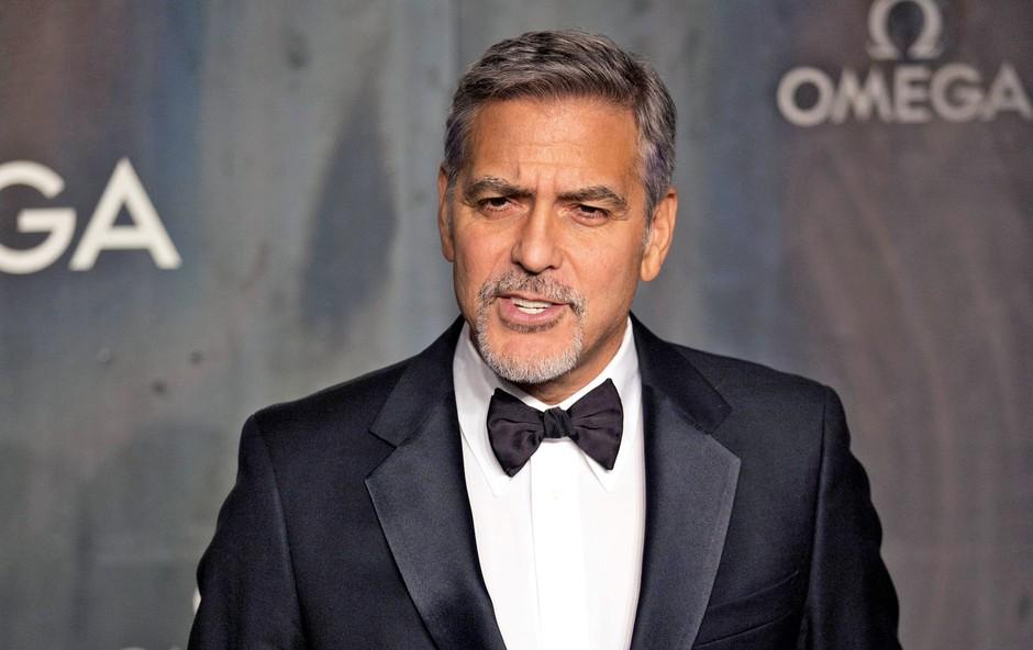 George Clooney uradno najlepši moški na svetu (foto: Profimedia)