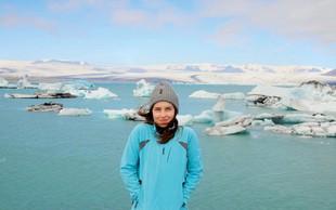 Maja Keuc: Potepa se po Islandiji