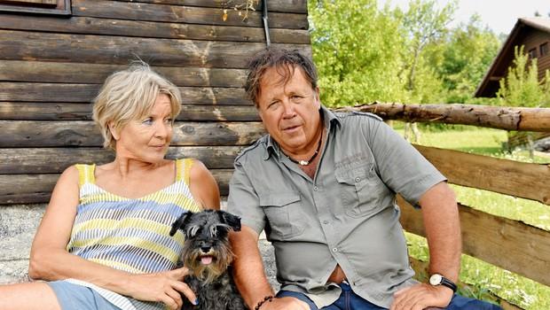 Zakonca Lovšin: Nikoli dolgočasno skupno življenje (foto: Igor Zaplatil)