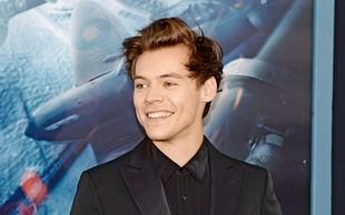 Harry Styles: Ljubi že peto manekenko