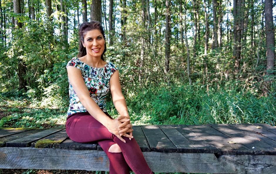 Natalija Bratkovič: Presenetila v negativnem smislu (foto: Kaja Milanič)