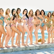 Finalistke izbora Miss Slovenije: Pozirale v Portorožu