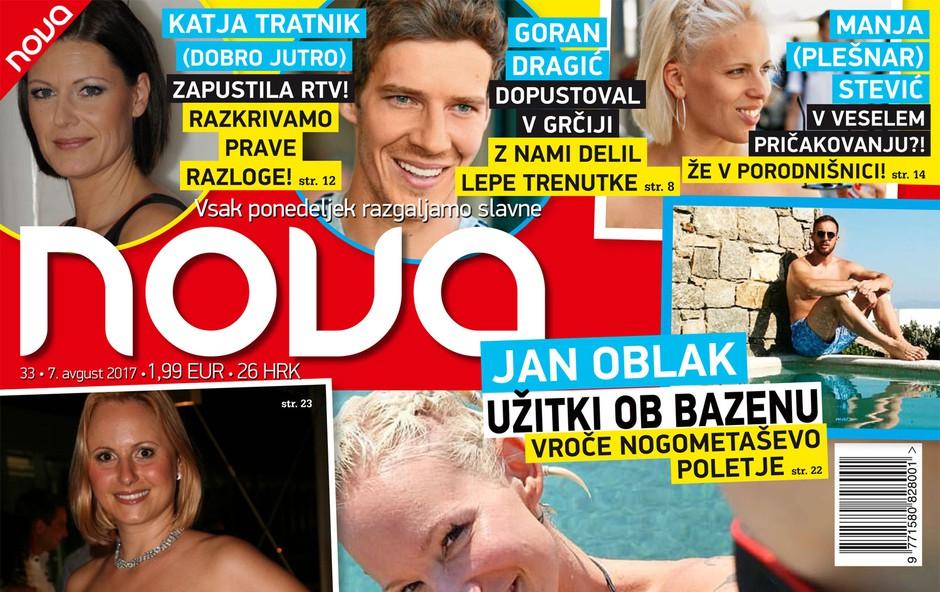 Alya si je zgradila hišo na hrvaški obali! Več v novi Novi! (foto: Nova)