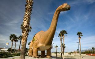 Največji dinozaver na svetu dobil ime