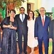 Tatjana in Mitja Butul: Slovenski večer v Šrilanki
