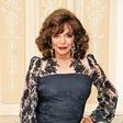 Joan Collins: Leta ji ne pridejo do živega