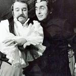 Gledališče: Svojo kariero je pričel v gledališču, dolga leta je bil tudi član SNG Drame. (foto: osebni arhiv, Goran Antley)