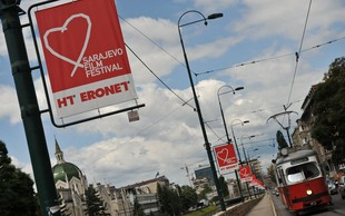 V Sarajevu začetek 23. filmskega festivala