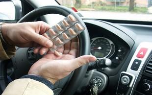 Vam je med vožnjo pogosto slabo? Preberite nasvet zdravnice