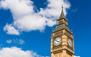 Zvonovi Big Bena bodo utihnili do leta 2021