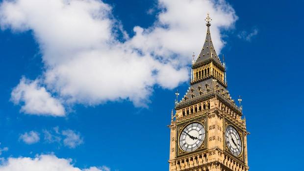 Znameniti Big Ben se je za štiri leta zavil v molk (foto: Profimedia)