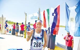 Uspešna športnica Manca Notar ostro proti dopingu