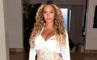 Beyonce: Dneve preživlja v telovadnici