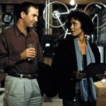 Telesni stražar: V filmu sta blestela Kevin Costner in Whitney Houston. Diana naj bi vlogo zavrnila. (foto: Profimedia)