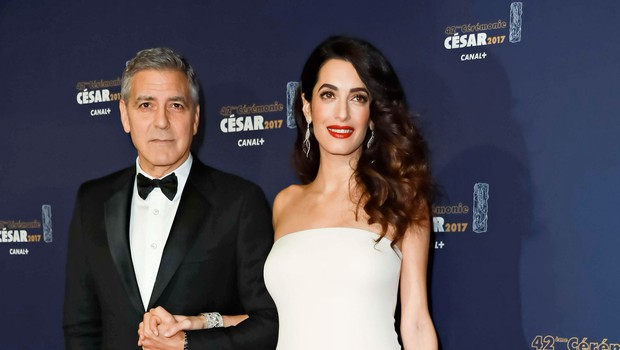 George Clooney: Denar za sirske otroke (foto: Profimedia)