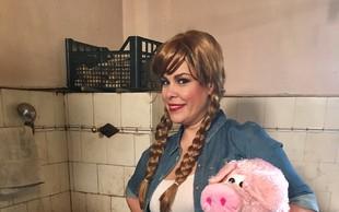 Ana M. Mitić: Njena vloga je nežna in ljubeča