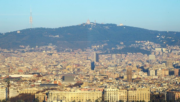 Barcelono pretresel teroristični napad z več smrtnimi žrtvami (foto: Profimedia)