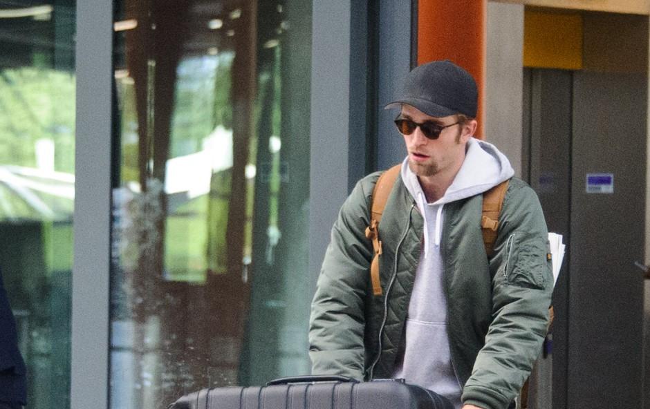 Robert Pattinson: Ljubezenske težave? Donald Trump te bo branil! (foto: Promocijski material)