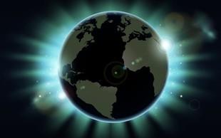 Ponedeljkov popolni sončni mrk bo viden le v ZDA