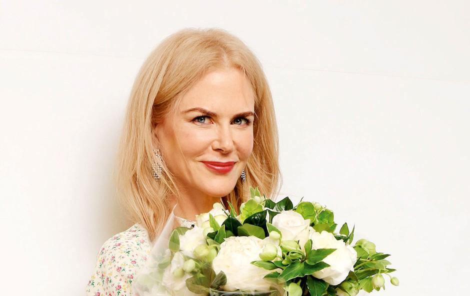 Nicole Kidman: Ne uporablja več botoksa (foto: Profimedia)