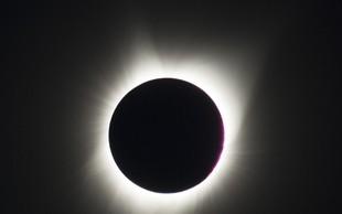 ZDA: Na milijone Američanov opazovalo sončni mrk