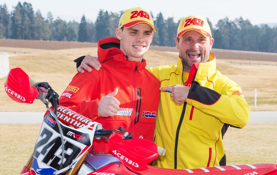Velika vrnitev Tima Gajserja! Na Švedskem pokazal zobe konkurentom (foto: Promocijski material)