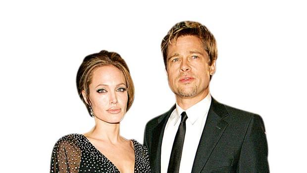 Brad Pitt in Angelina Jolie: Ločitve ne bo? (foto: Profimedia)