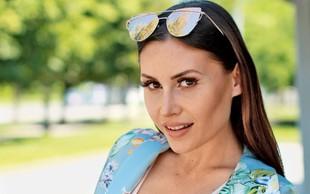 Anja Jenko: Po porodu obležala v postelji