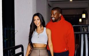Kim Kardashian od moža dobila darilo, vredno 14 milijonov dolarjev!