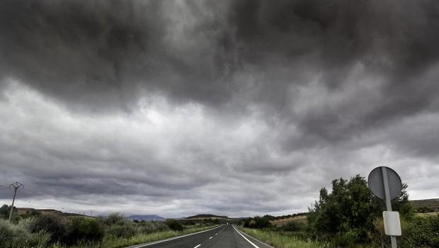 Nevaren orkan dosegel ZDA (foto: Profimedia)