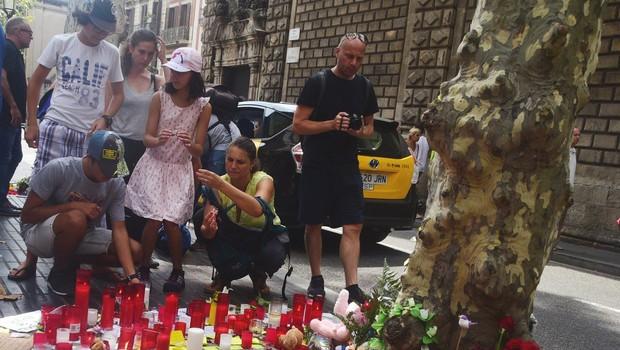 Število žrtev napadov v Kataloniji naraslo na 16 (foto: Profimedia)