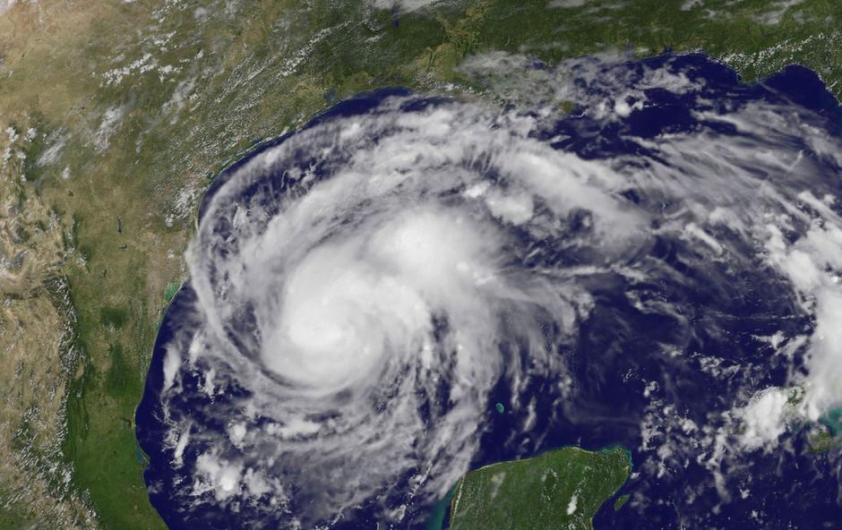 ZDA: Orkan Harvey dosegel Teksas (foto: Profimedia)