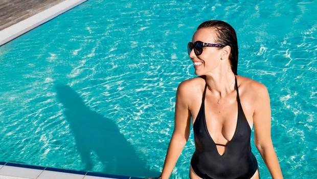 Lorella Flego je poletje preživela v Umagu (foto: Sladjan Ljubojević)
