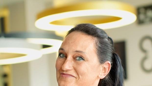 Alenka Resinovič - Reza: Ima novo službo (foto: Goran Antley)
