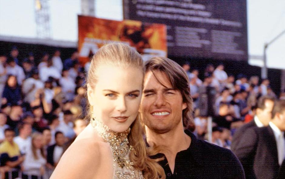 Tom Cruise: Scientologi za njegov zlom gležnja krivijo bivši ženi (foto: Profimedia)