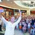 Europark zaključil zabavno rojstnodnevno praznovanje